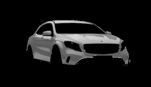 Цвета кузова GLA-Class (X156)